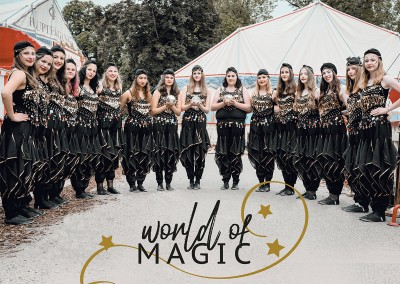 Showtanzgruppe World of Magic